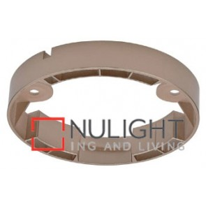 Under Cabinet Distance Ring Gold Led Furniture Light ASU