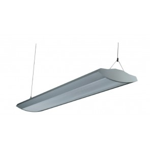 Airlie Electronic Ballast Pendant in Anodized Silver Sunny Lighting