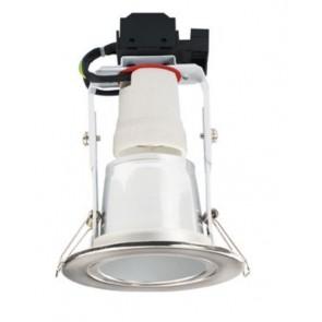 Cairns 15.3 cm Energy Saving Downlight / E27 with Flex and Plug Sunny Lighting