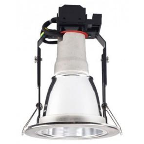 Cairns 15.8 cm Energy Saving Downlight / E27 with Flex and Plug Sunny Lighting
