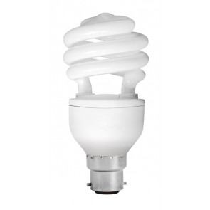 Dimmable Energy Saving Lamp B22 Compact Fluorescent Bulb Sunny Lighting