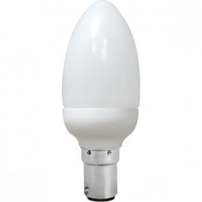 Energy Saving Lamp Candle Shape Compact Fluorescent Bulb B15 Sunny Lighting