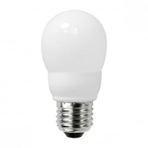 Energy Saving Lamp Fancy Round Compact Fluorescent Bulb E27 Sunny Lighting