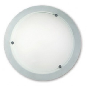 Lunar Wall Sconce in Chrome Sunny Lighting