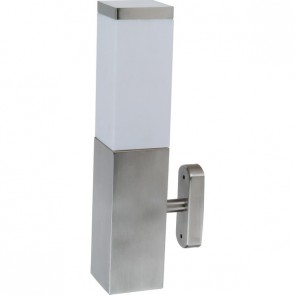 Murray Il Wall Light in Stainless Steel SE7049 Sunny Lighting