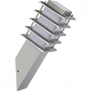 Murray Il Wall Light in Stainless Steel SE7056 Sunny Lighting