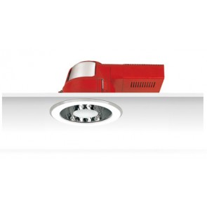 Uni PL Diamond Facetted Reflector Horizontal Downlight with Dress Ring Sunny Lighting