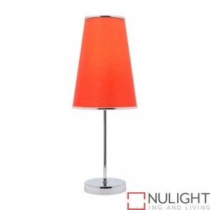 Susie 1 Light Table Lamp Orange COU