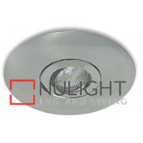 Halogen Tilt Large Satin Chrome ASU