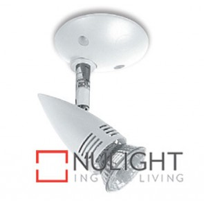 Spot Halogen Single Gu 50W White ASU