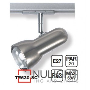 Te Head R63 60W Satin Chrome ASU
