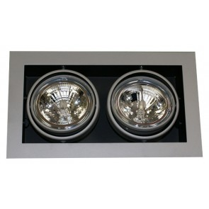 12 V 50W AR111 Dual Gyro Downlight Tech Lights
