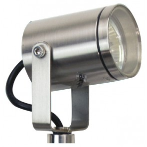 12V IP65 Stainless Steel Spotlight Tech Lights
