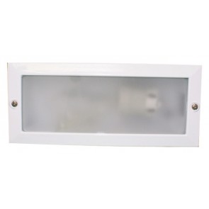 240V IP44 Plain Recessed Bricklight Tech Lights