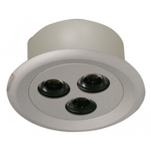 Edison LED Recessed Downlight 3W Tech Lights