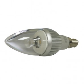 LED Candle Bulb in Natural White Tech Lights