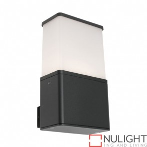 Tenby Exterior Wall Light Charcoal COU