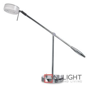 Table Lamp Led Chrome ASU
