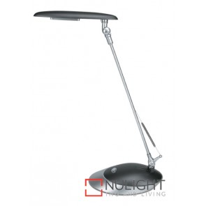Table Lamp Led 6W Black Silver ASU