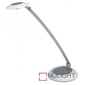 Table Lamp Led 6W White Silver ASU