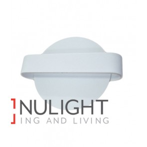 WALL INTERNAL Surface Mounted CITY LED MATT White Round 6W 120D 3000K (333 Lumens) CLA