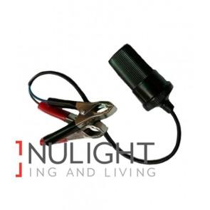 CUSTOM LED 12V BATTERY attachment for 12VCIGPLUGKIT CLA