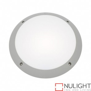 Torquay Plain LED Silver COU