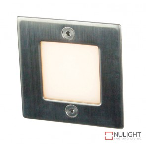 Bing 9 Led Recessed Wall Light 3000K ORI