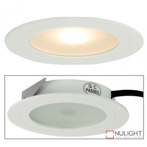 Magro Led Recessed Cabinet Light White ORI
