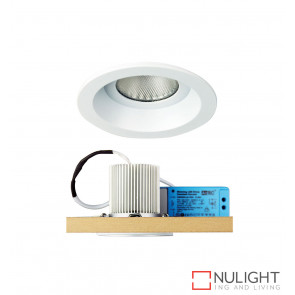 White 9w downlight kit ORI
