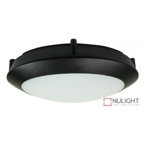 Duro.20 7W Led Bulkhead Black Pc ORI