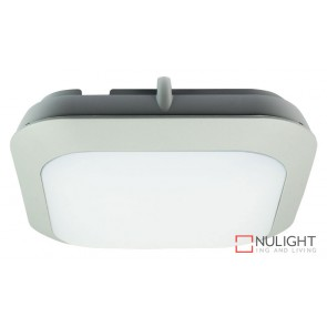 Duro.30S 14W Led Square Bulkhead Grey Pc ORI