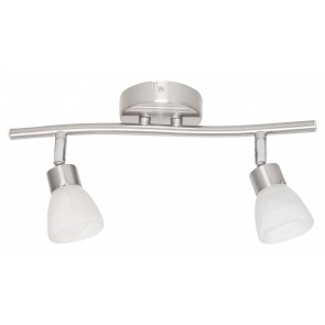 Alabaster 2 Light G9 Ceiling Spotlight V M Imports