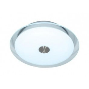 Damiano Two Light Round Flush Mount Oyster V M Imports