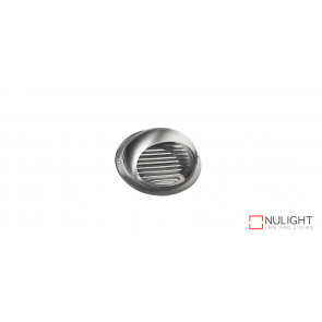 150mm Silver Hooded Exterior Air Outlet Grille VTA