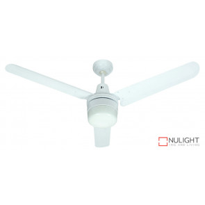 MASON - 48 inch 1200mm 3 x Aluminium quick fix blades - Clipper Light - quick connect wiring - White VTA