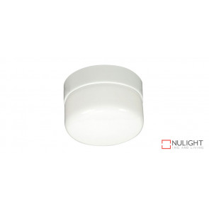 180mm Clipper Light - 1 x B22 Lamp Holder - White VTA