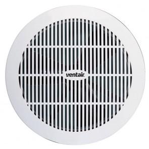 """Aria 200 - 8"""" Round - 8 Watt Exhaust Fan in White VentAir"""