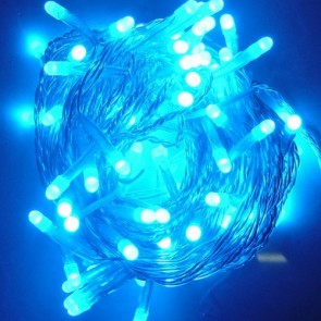 10 meter Frosted Blue LED String Light Set Vibe Lighting