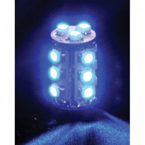 12V 1.8W G4 LED Bi-Pin Lamp in Blue Vibe Lighting