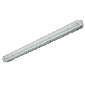 1x36W T8 Weatherproof Batten with Electronic Ballast Vibe Lighting