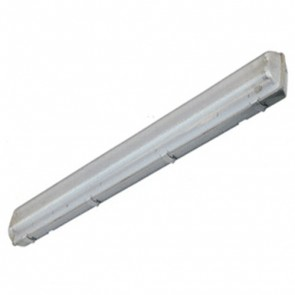 2x36W T8 Weatherproof Batten with Electronic Ballast Vibe Lighting