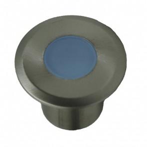 316 Marine Grade Stainless Steel Deck Light in Blue Vibe Lighting