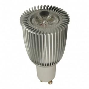 9W LED GU10 Lamp in Warm White Vibe Lighting