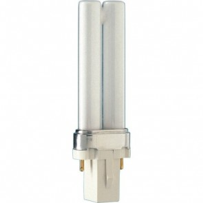 FD 9W Energy Saver with 1 Loop and G23 Base for PL Type Fittings in Warm White Vibe Lighting