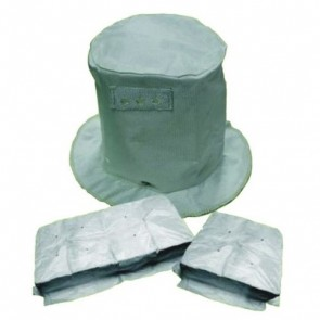 Fire-Rated Hat to protect or cover Downlights Vibe Lighting