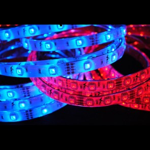 Flexible Weatherproof 36W LED Strip Light in RGB Vibe Lighting