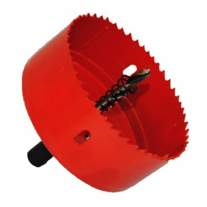 Holesaw 9.2cm Cutout complete with Arbour Vibe Lighting
