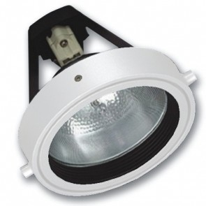 Metal Halide G8.5 Head Only in White Vibe Lighting