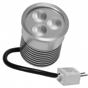 Nichia 30ø Beam Spread LED 7W MR16 Lamp in Warm White Vibe Lighting